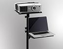 Tables pour vidéoprojecteurs