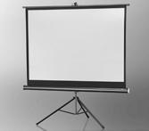 Ecran de projection sur pied celexon Economy 244 x 183 cm