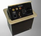 Boitier de table celexon Expert TA-200S