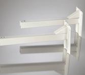 Equerres pour écran de la série celexon Pro - 20 cm