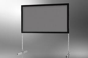 Ecran de projection sur cadre celexon « Mobil Expert » 406 x 254 cm, projection par l'arrière