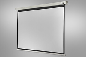Ecran de projection celexon Motorisé PRO 240 x 180 cm