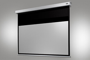 Ecran de projection celexon Motorisé PRO 220 x 124 cm