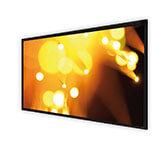 DELUXX Cinema Écran de cadre Frame Elegance 213 x 133 cm