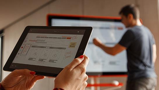Google Jamboard Tablet