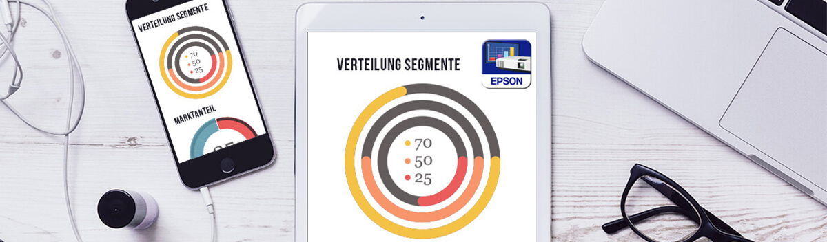 Epson iProjection App pour projections mobiles