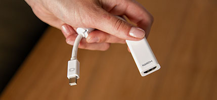 Adaptateur Mini-Displayport-to-HDMI