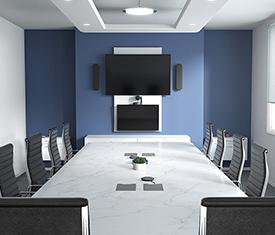 Moyennes et grandes salles de réunion