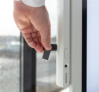 Samsung Flip USB