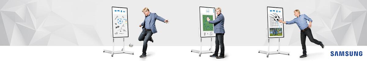 Samsung Flip | Le paperboard 2.0