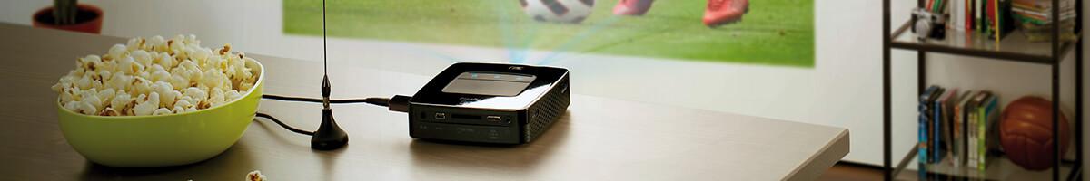 Présentation sans fil avec nos vidéoprojecteurs WIFI