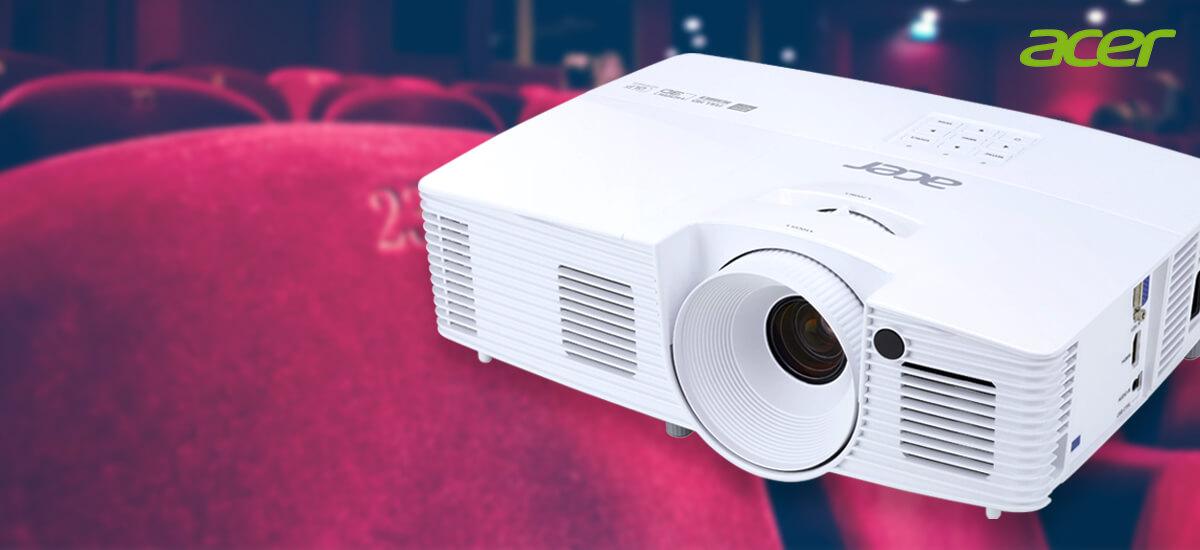 Acer H6517ABD - Vidéoprojecteur 3D, Full HD, au meilleur prix